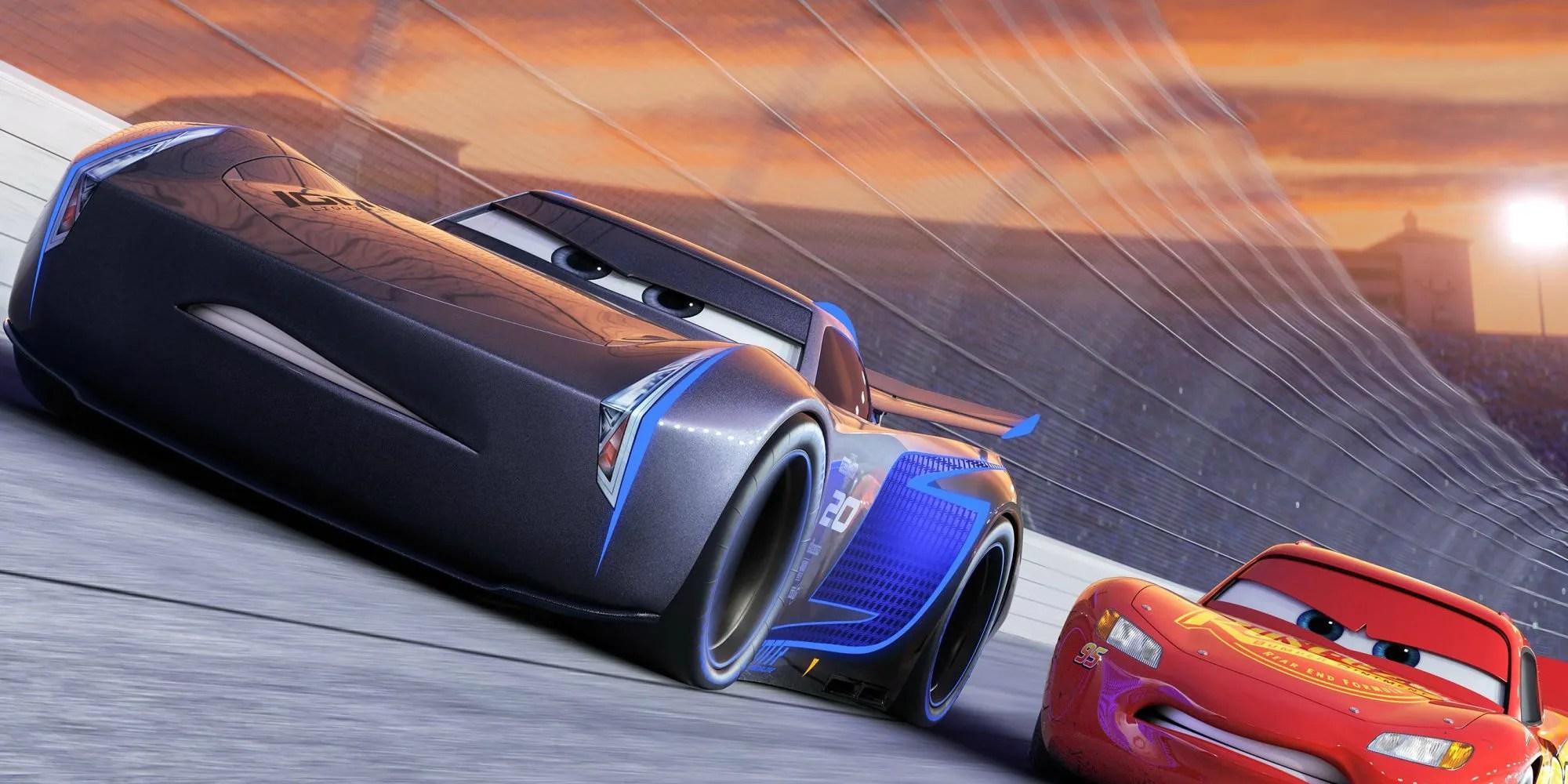 Cars 3 Espn Trailer It S Not Over Until Lightning Says So