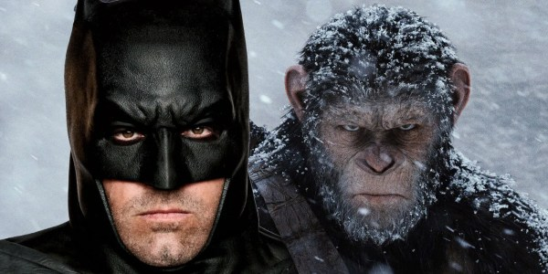 How Planet of the Apes' Caesar is Like Batman   Screen Rant