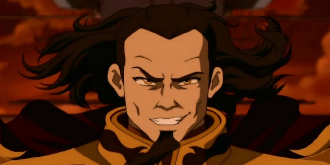Fire Lord Ozai, the worst dad I've ever seen in a work of fiction