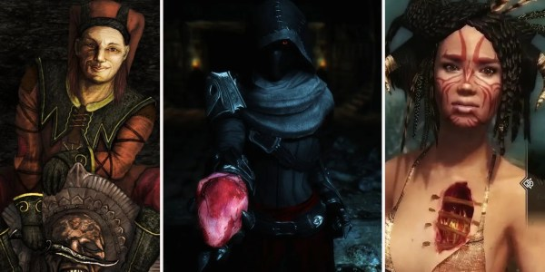 Skyrim Choices That Made NO Difference ScreenRant