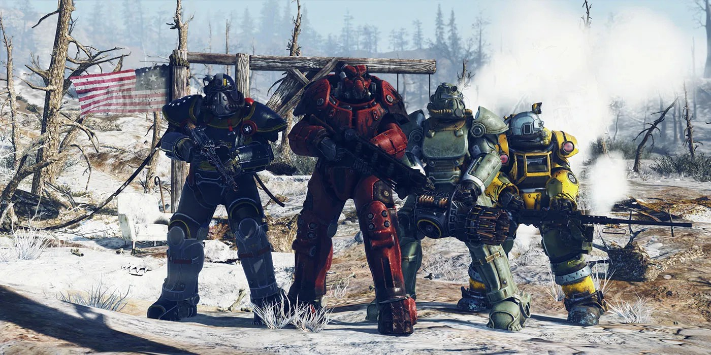 Fallout 76 Could Get Single Player Options In The Future