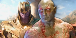 Dave Bautista is disappointed Drax did not kill Thanos in the final