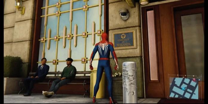 Resultado de imagem para spider man ps4 gameplay
