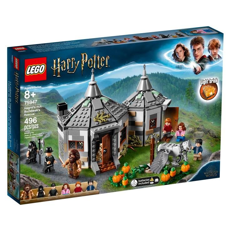 harry potter set de lego