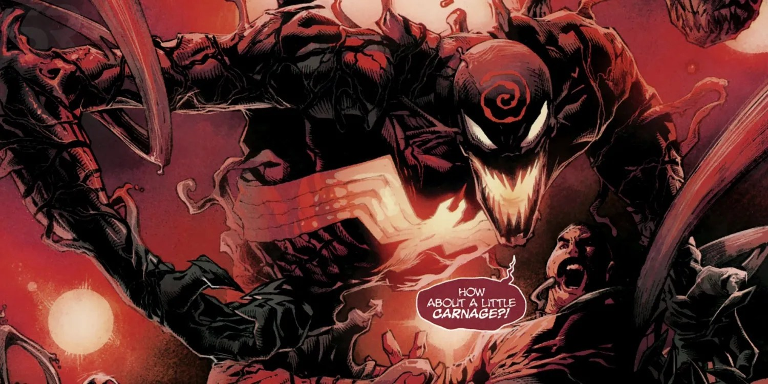 Maybe you would like to learn more about one of these? Venom 2: Tom Hardy Hypes Venom Vs. Carnage | Screen Rant