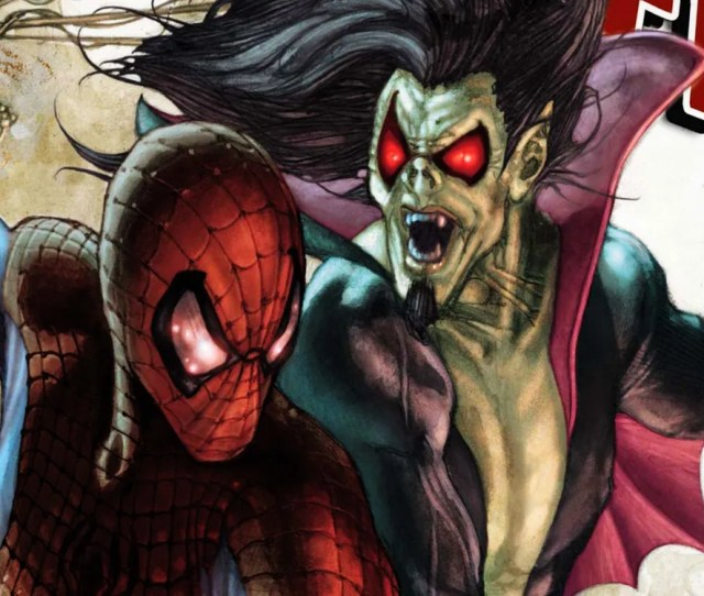 How Morbius Saved Spider Man With His Poisoned Blood