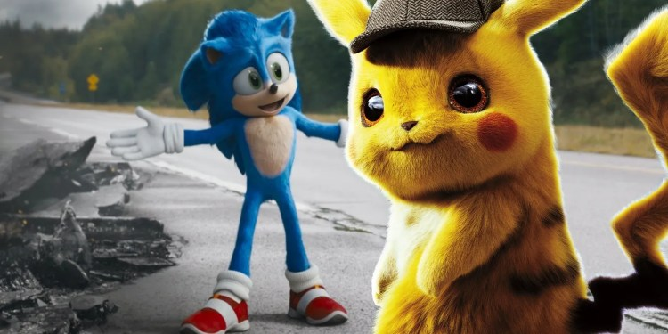 Sonic Movie fares better than Detective Pikachu