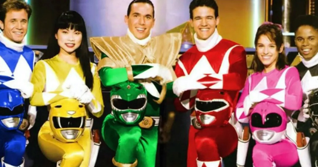 Every Mighty Morphin' Power Rangers' Age, Height, & Dinozord