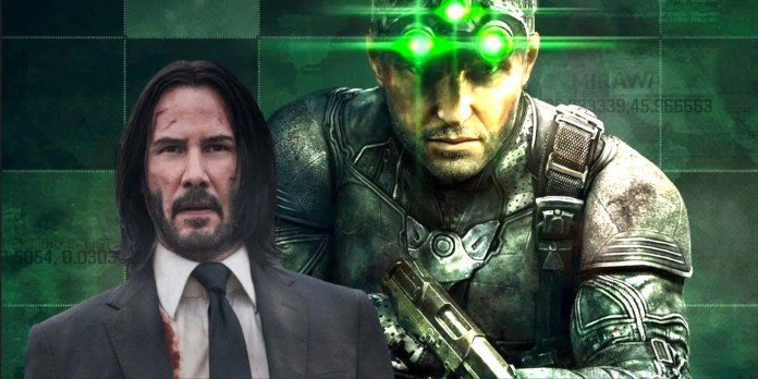 Splinter Cell Animated TV Show From John Wick Writer Coming To Netflix