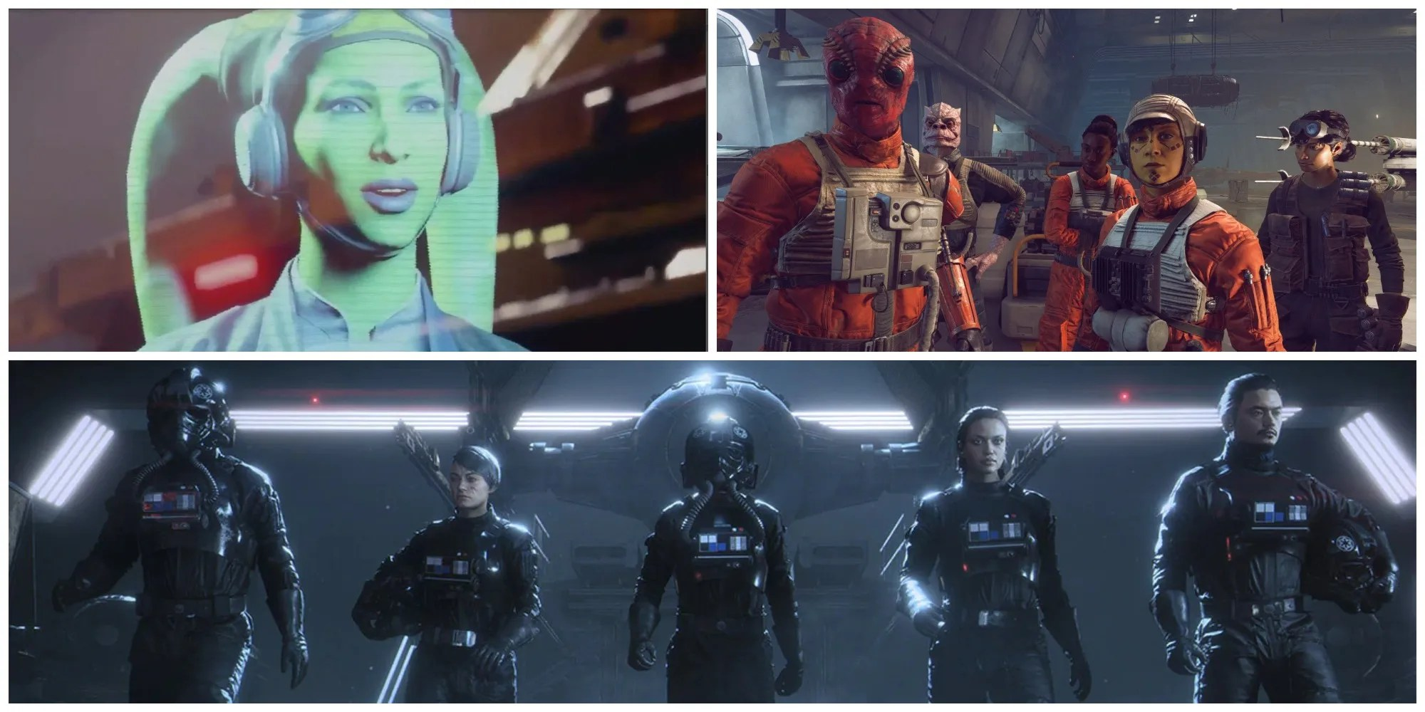 Star Wars Squadrons 10 Hidden Details About The Main