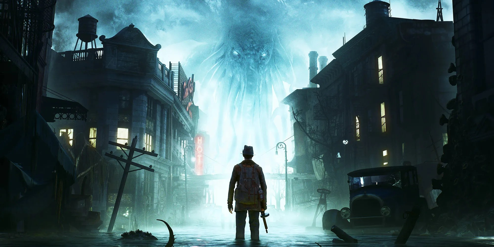 PS5 Sinking City Review