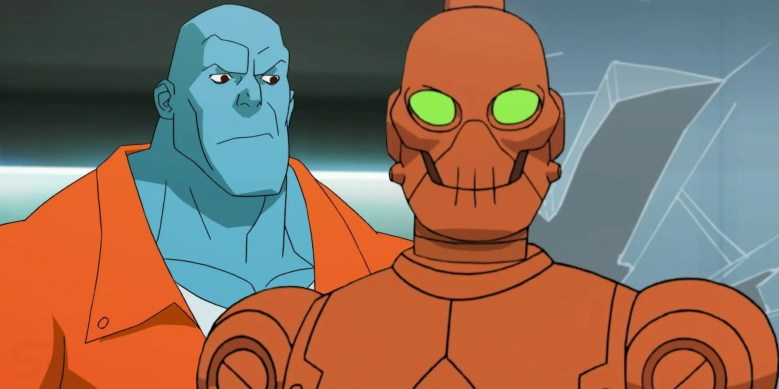 Invincible: Why Robot Helped The Mauler Twins Escape