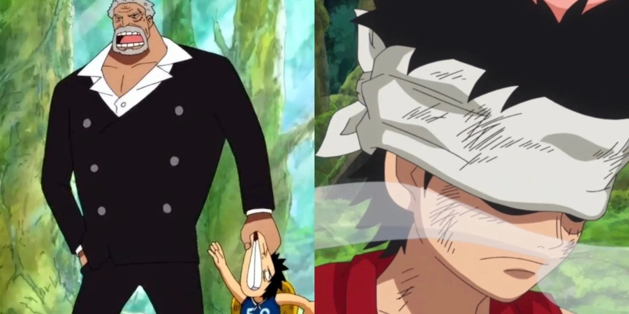 ↑ one piece manga and anime — vol. One Piece 10 Saddest Things About Monkey D Luffy Screenrant