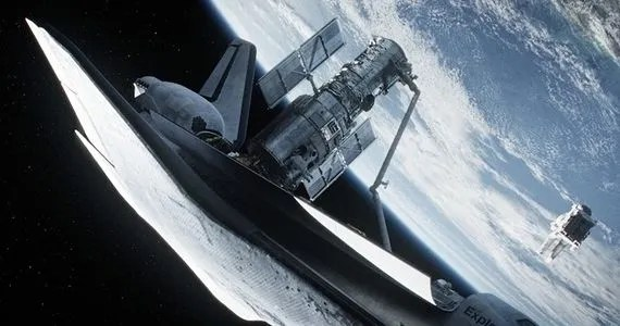 'Gravity' Reactions From Scientific Icons; Clooney Wrote ...