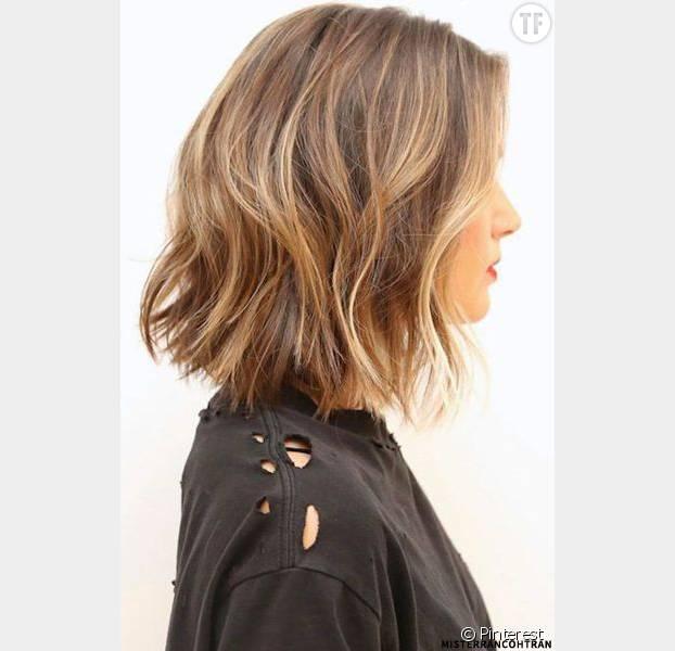 Tendance coiffure : coloration effet soleil