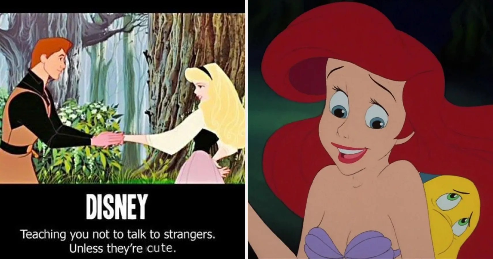 30 Hilarious Disney Memes That Will Ruin Your Childhood