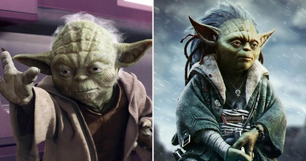 Star Wars: 20 Ridiculous Things About Yoda's Anatomy ...