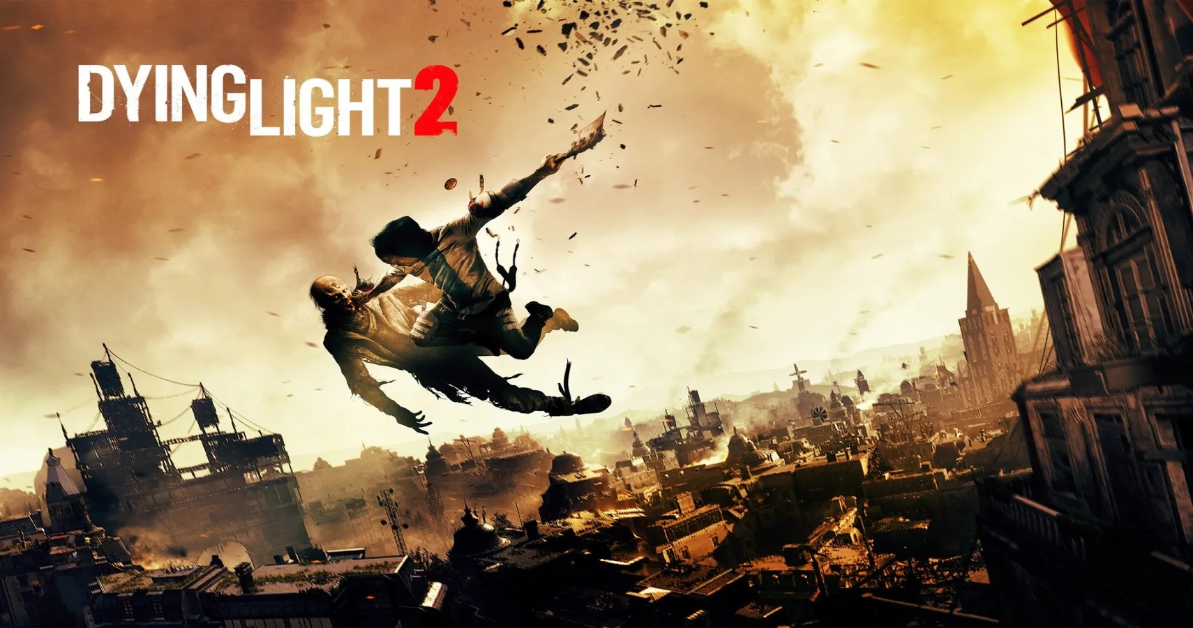 Zombie Dying Light