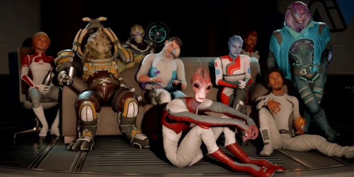 10 Squadmates We D Love To See In Mass Effect Andromeda 2