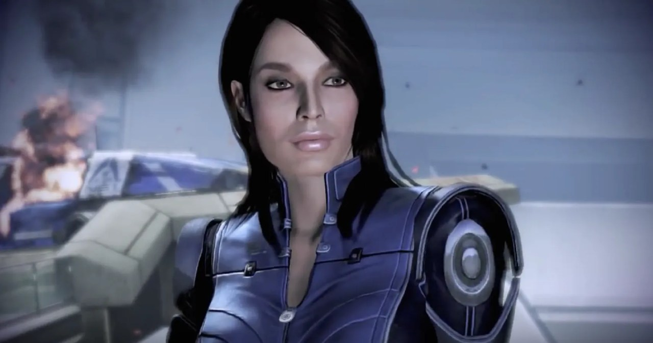 Mass Effect's Biggest Problem Isn't That Ashley Is A Space Racist, It's  That She Never Confronts It