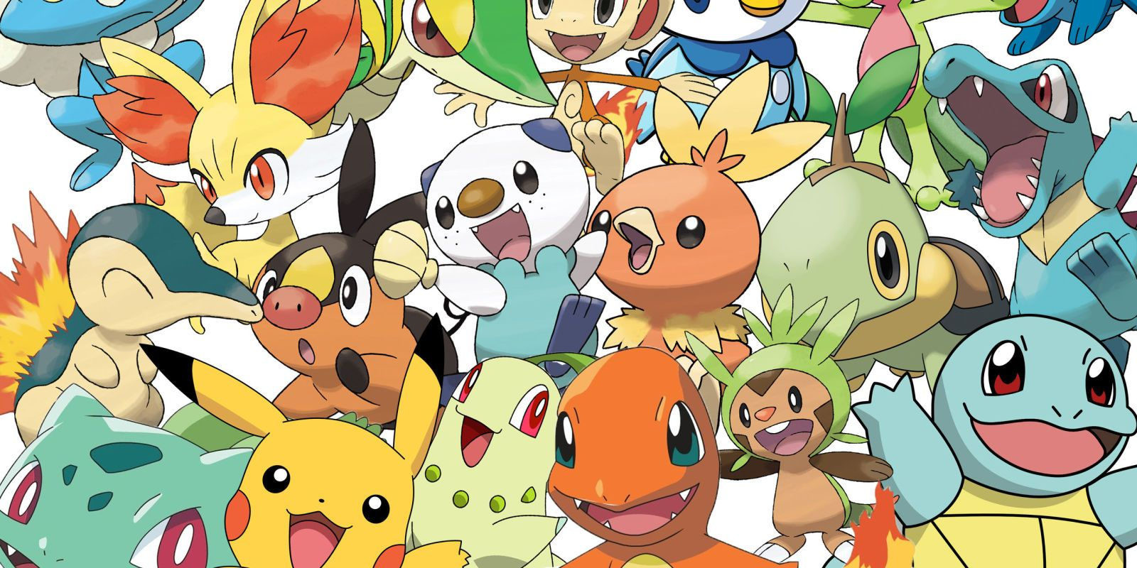 Can You Name These Pokemon By Their Picture
