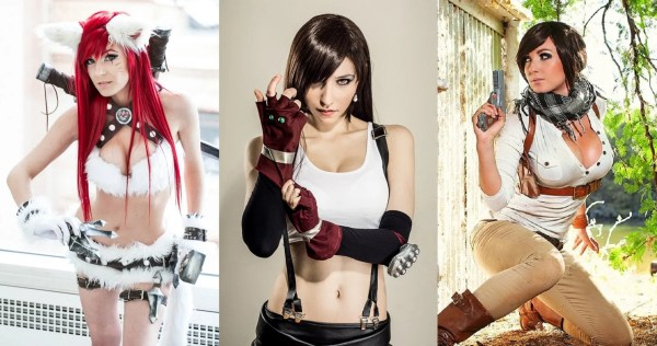 The 15 Hottest Video Game Cosplays