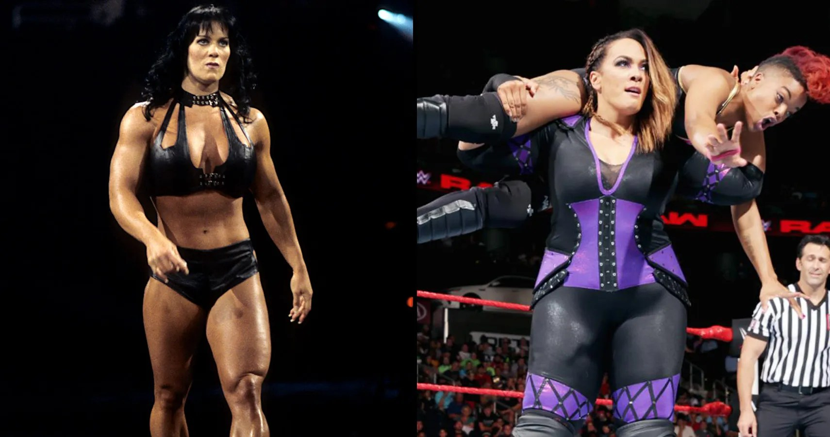 The 19 Most Physically Intimidating Female Wrestlers Ever