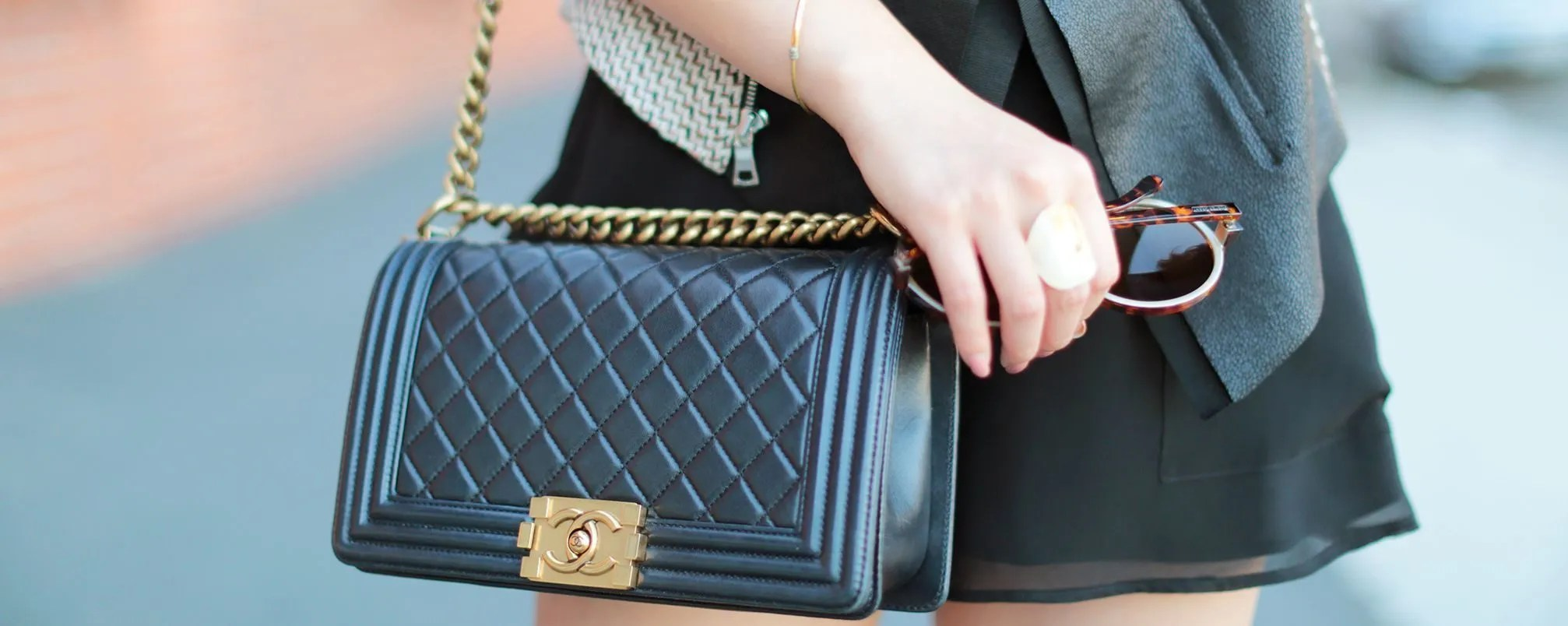 31b31584217a This definitive bag is designed exactly to Coco Chanel s high standards.  Simple but elegant