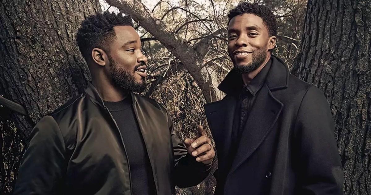 Black Panther Director Ryan Coogler Pays Tribute to Chadwick Boseman