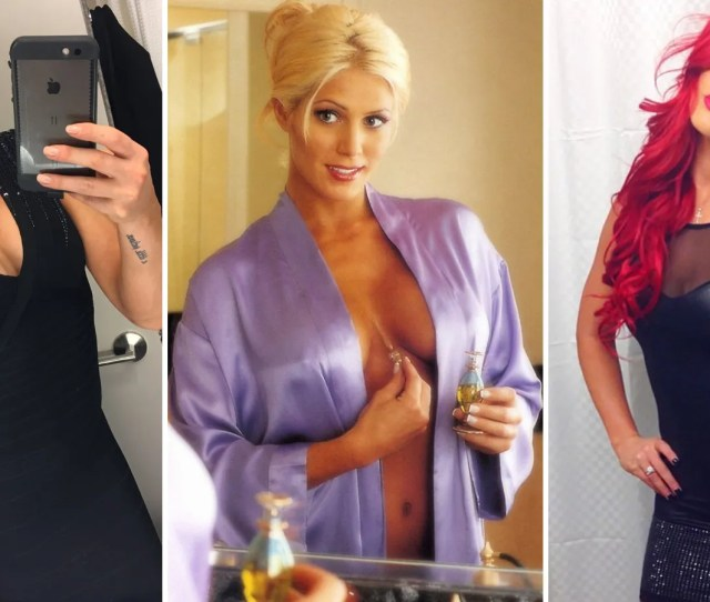 15 Current Female Wrestlers Who Are Hotter Than Torrie Wilson In Her Prime