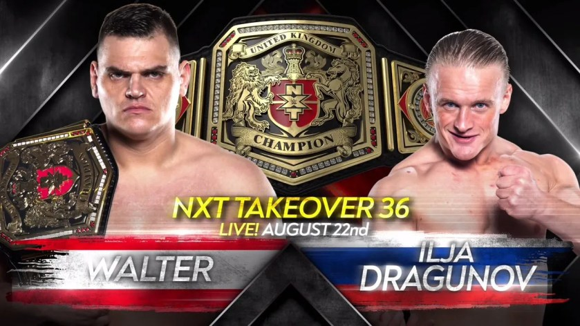 NXT TakeOver 36 Guide: Match Card, Predictions   TheSportster