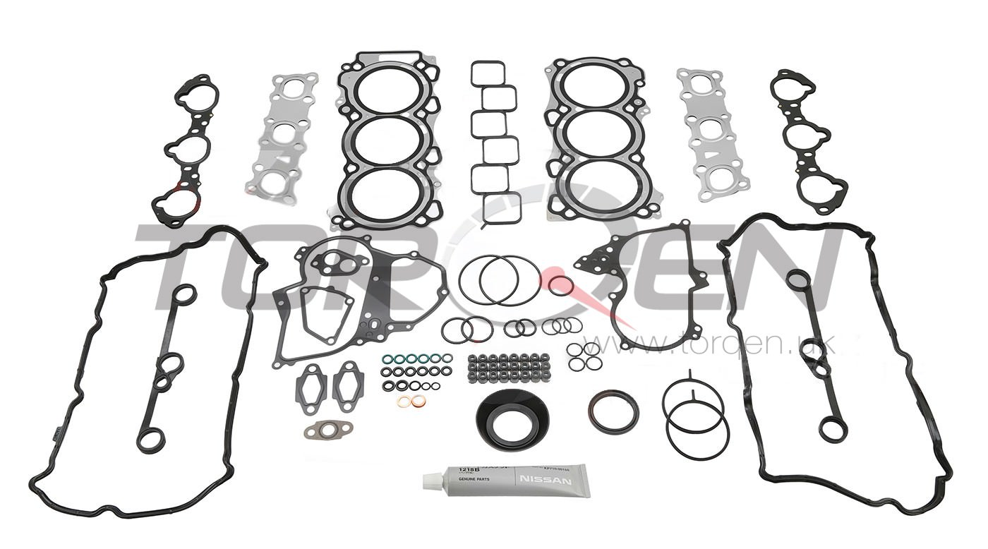 370z Nissan Oem Engine Gasket Repair Kit