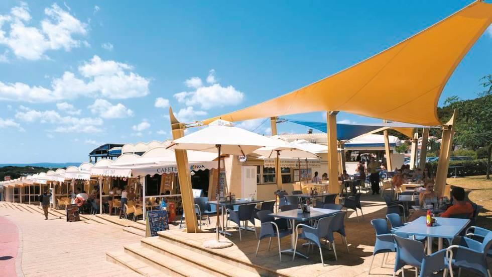 Cheap Holidays to Son Bou - Menorca - Spain - Cheap All ...