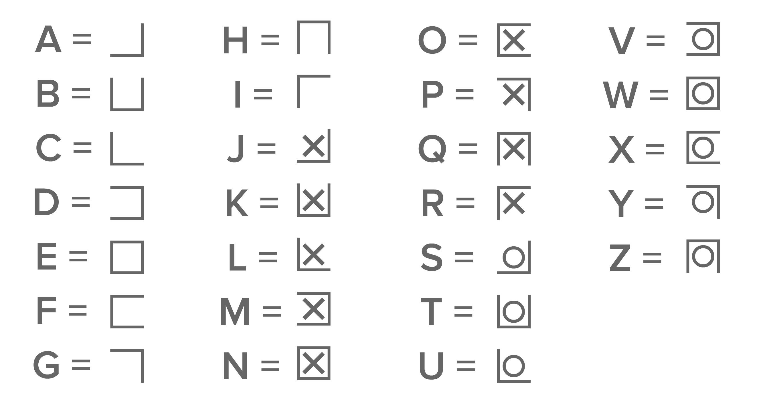 Tic Tac Code