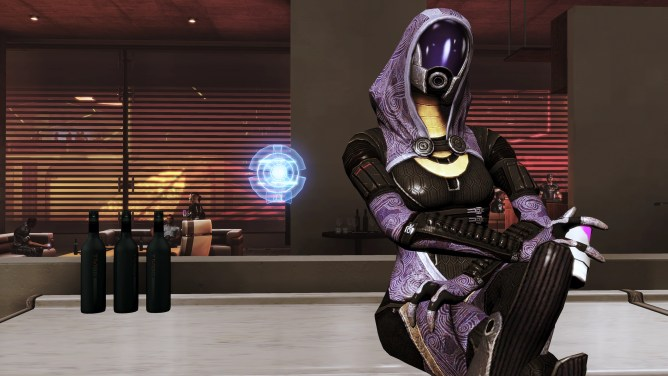 Tali'Zorah, Tali Zorah, Zorrah, Mass Effect, Cosplay, costume, Bioware