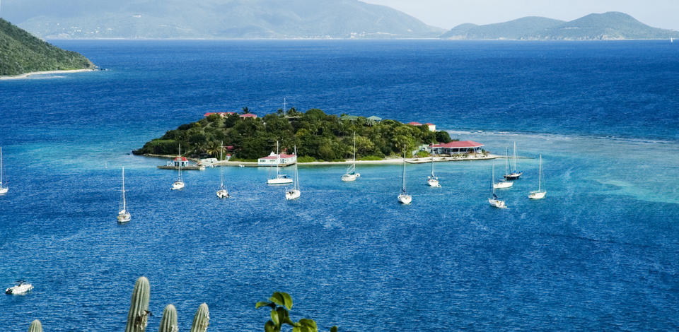 Yachting British Virgin Island BVI Sailing Vacations