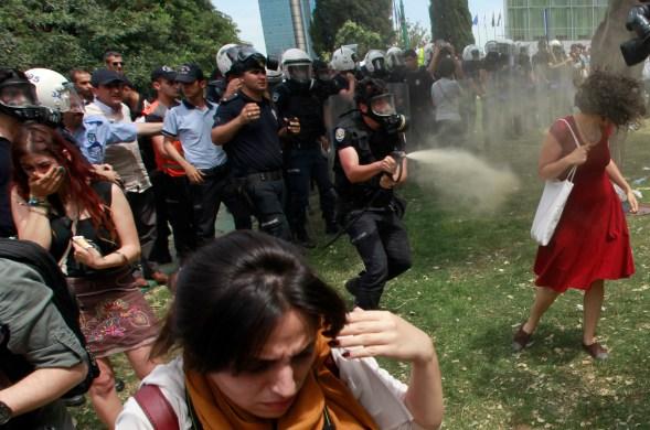 Istanbul Gezi Park | Numerosette Magazine