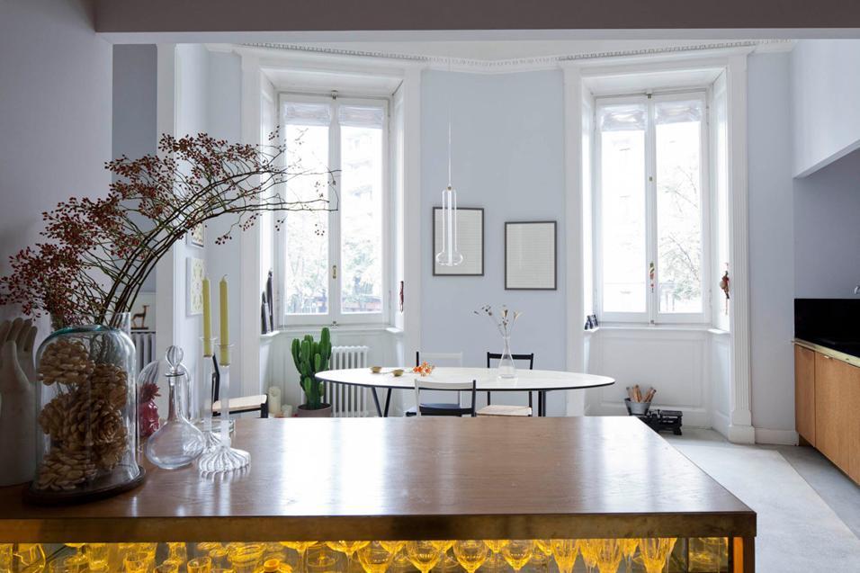 Vuoi tinteggiare la tua cucina con pitture moderne, e non sai quali colori scegliere? 20 Idee Per Dipingere Le Pareti Di Casa