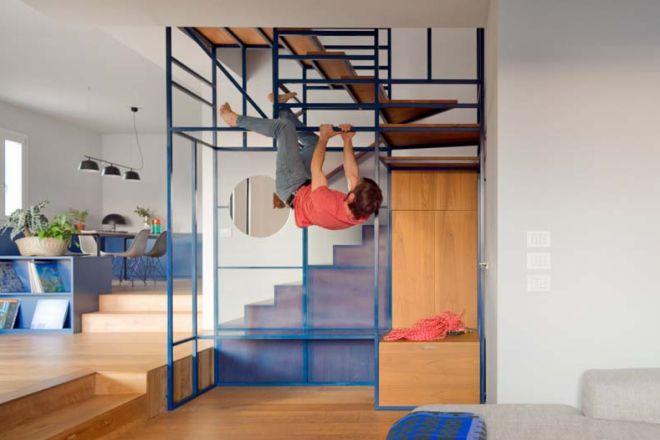 Less is more è il vademecum di un interior designer di case moderne interni. Scale Interne Moderne 30 Idee Originali Dalle Case Degli Architetti