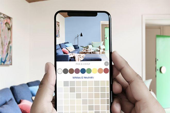 Codice rgb idee per le stanze di casa. 6 App Per Provare Il Colore Delle Pareti Living Corriere