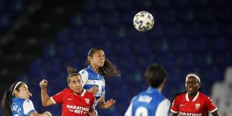Justo triunfo del Sevilla Femenino en La Coruña ante el Deportivo (1-2)