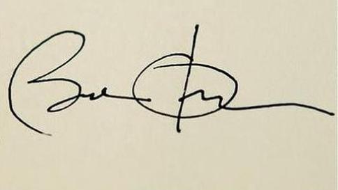 Lo que la firma del zurdo Barack Obama esconde...
