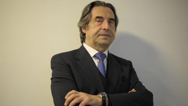 El director de orquesta italiano Riccardo Muti