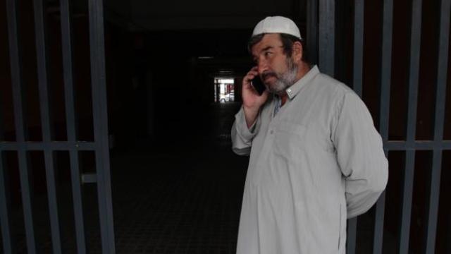 Yihad Sarasúa, presidente de la comunidad Mezquita Ishbilia , uno de los investigados