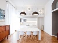 È possibili impiegare soluzioni di cucine moderne e contemporanee che arredino con stile e permettano di poter arredare lo spazio giorno magari. Trucchi Scenici In Un Piccolo Open Space Milanese Abitare