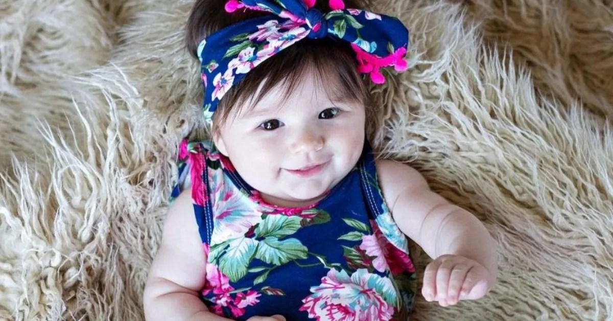25 Enchanting Baby Girl Names That'll Make Anyone She Meets