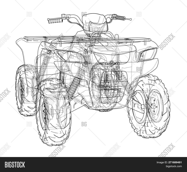 Atv Quadbike Concept Image Amp Photo Free Trial