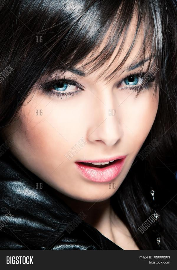 Beautiful Black Hair Image & Photo (Free Trial) | Bigstock