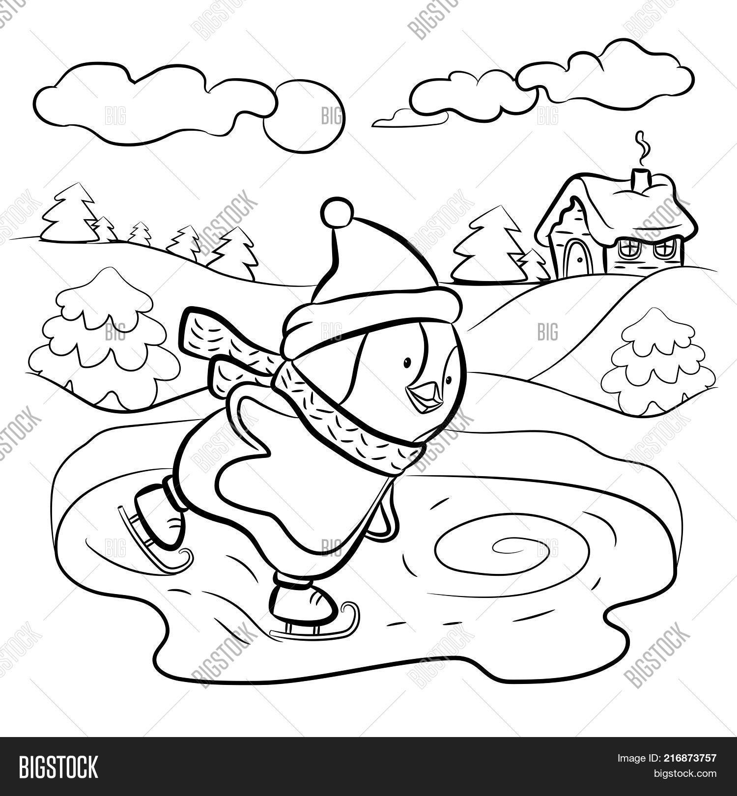 Kids Coloring Page Image Amp Photo Free Trial