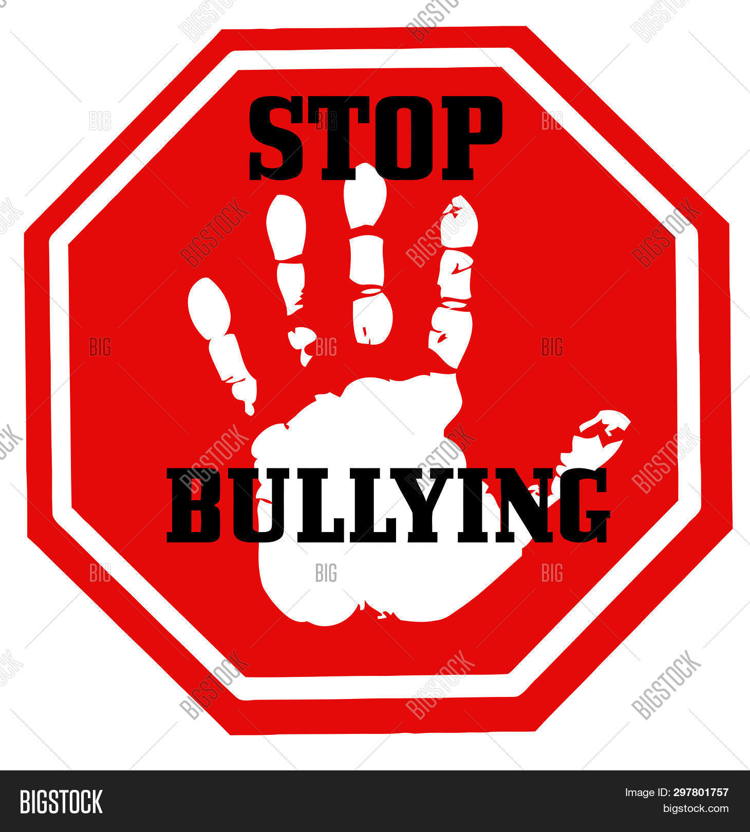 Stop Bullying School Image Amp Photo Free Trial